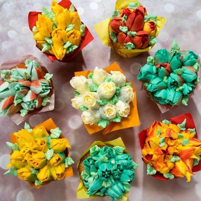 Кондитерские насадки тюльпан